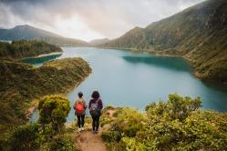 Hiking Lake Alvaro RP